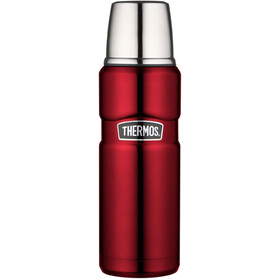 Thermos King Isolierflasche 470ml rot